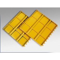 Chapa pilares 50x50