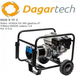 Dagartech DGH9TFC y Gesan GS 210 DC H